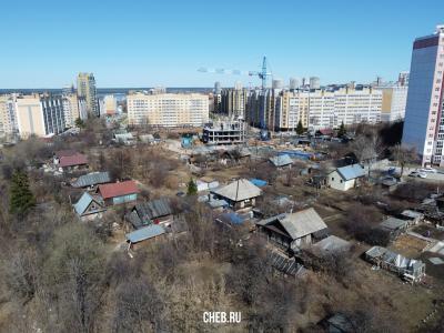 Частный сектор на улицу Маяковского