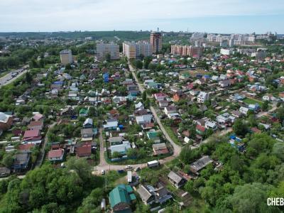 Вид сверху на улицу Сеченова