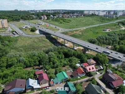 Вид на Набережную Сугутки и Сугутский мост