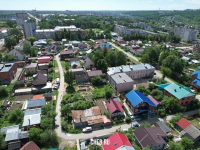 Дома на улице Лизы Чайкиной