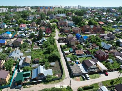 Вид сверху на улицу Грибоедова