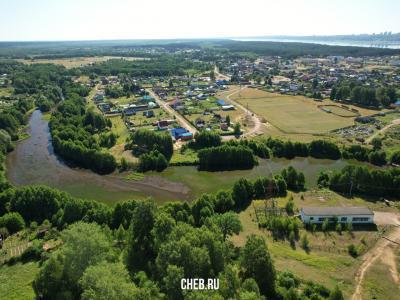 Пруд на реке Травянка