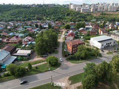 Вид на улицу Баснописца Крылова