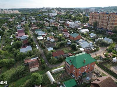Вид сверху на улицу Гончарова