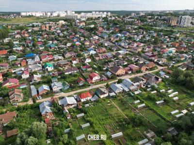 Вид сверху на улицу Куйбышева