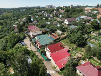 Дома на улице Спартака