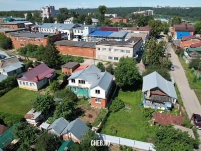 Дома на улице Челюскина