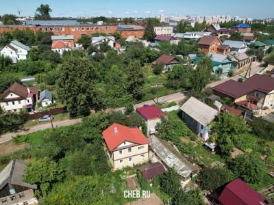 Дома на улице Достоевского