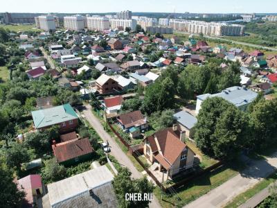Дома по улице Серафимовича