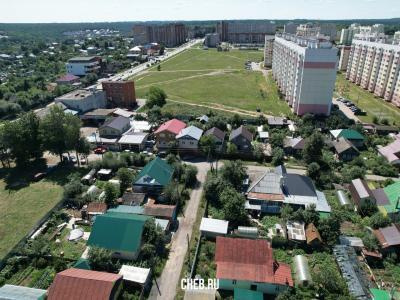 Перекресток улиц Нахимова и Котовского
