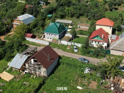 Вид на дома по улице Спартака