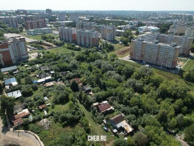 Вид сверху на улицу Маяковского