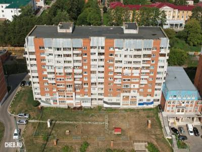 ул. Пирогова, 4 корп. 1