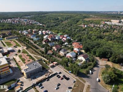 Вид на улицу Крепкова