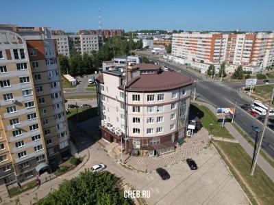ул. Хевешская, 34А