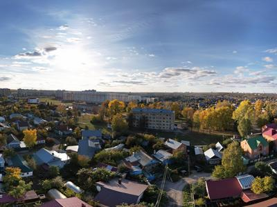 Сферическая панорама: Улицы Циолковского и Ушакова (Богданка)