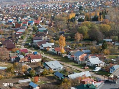 Вид на улицу Обиковская