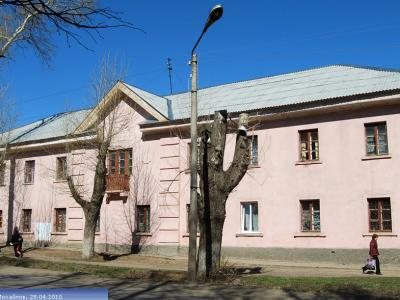 ул. Чкалова, 11