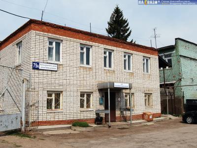ул. Промышленная, 79А