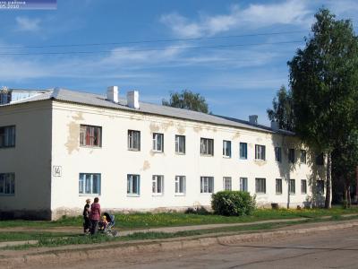 ул. 70 лет Октября, 14