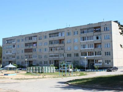 ул. Санаторная, 1