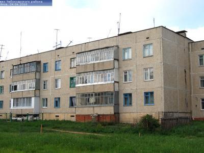 ул. Парковая, 14