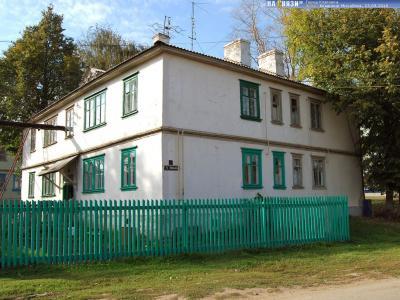 ул. Николаева, 1