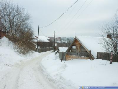 Улица Чебоксарская