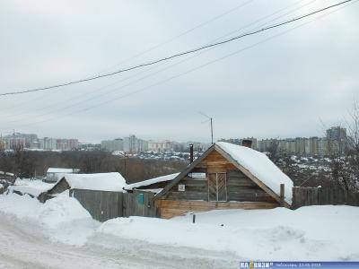Дом 48 на улице Чебоксарская