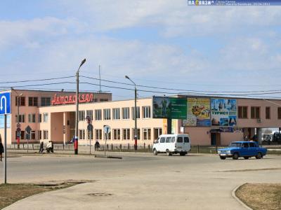 Канашский автовокзал
