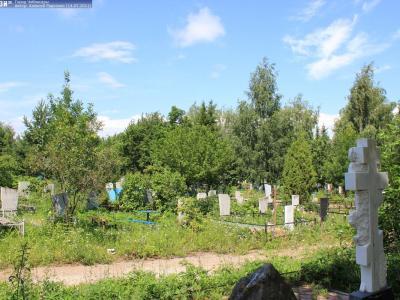 Кладбище №3