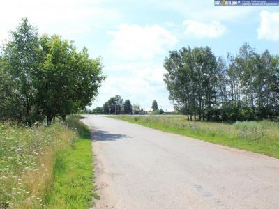 Кировская дорога в районе М7