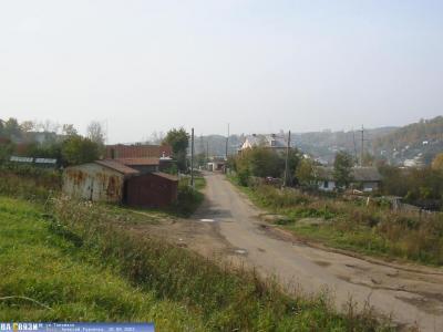 Улица Тельмана (2003 год)