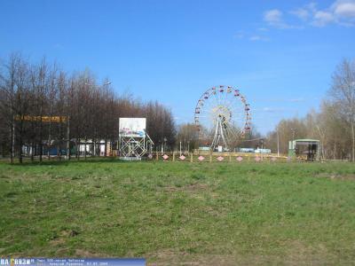 Парк им. 500-летия Чебоксар