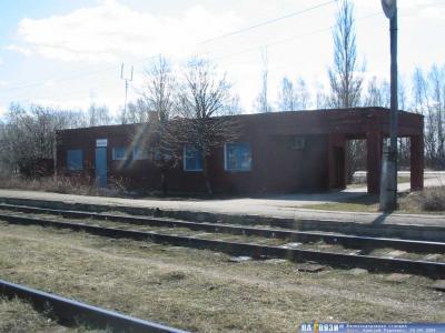 """Станция """"Чебоксары-2"""""""