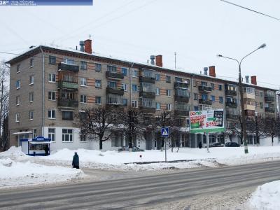 ул. 50 лет Октября, 16