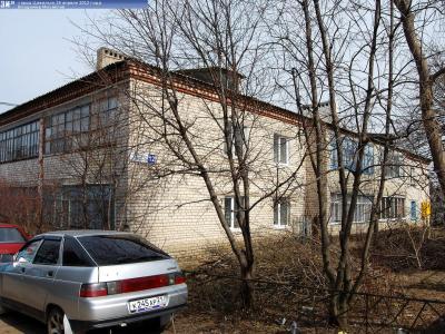 ул. Николаева, 12