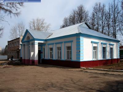 Цивильская ветеринарная станция