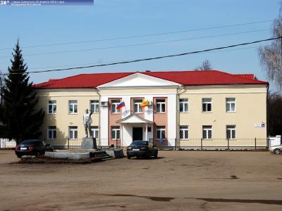 площадь Ленина, 2А