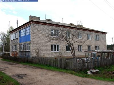 ул. Чернышевского, 1