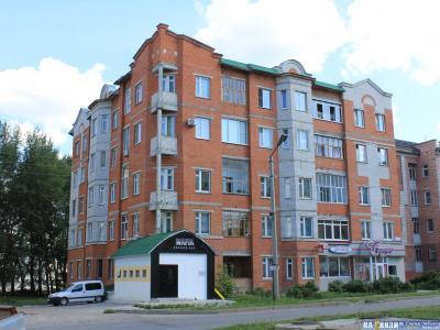 бульвар Миттова, 7 корп. 1