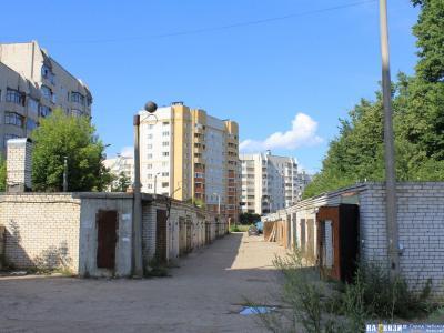 "Гаражный комплекс ""Янтарь"""