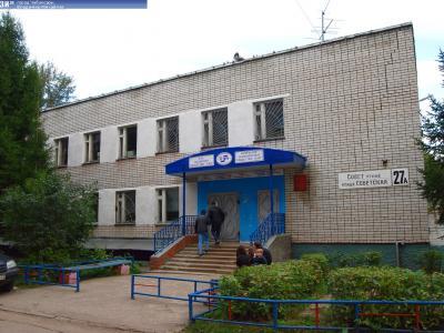 ул. Советская, 27А