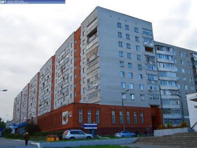 бульвар Гидростроителей, 4