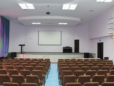 Конференц-залы в Национальной библиотеке