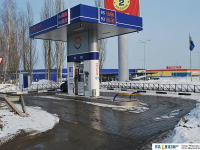 """ААЗС №6 """"Дорисс-Нефтепродукт"""""""