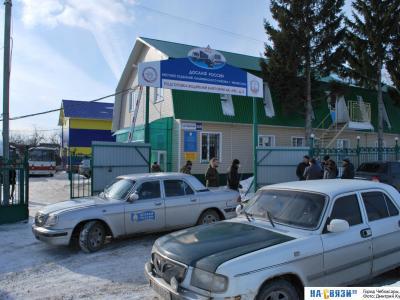 Местное отделение ДОСААФ Калининского района Чебоксар