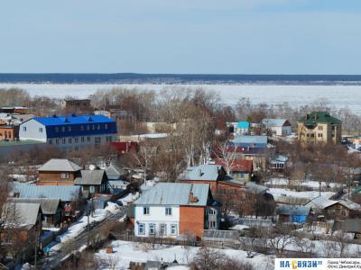 Вид с высоты на улицу Дегтярева