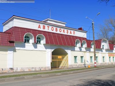 Шумерлинская автостанция