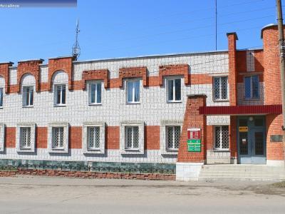Дополнительный офис Россельхозбанка в г.Шумерля